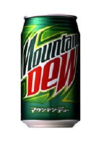 サントリー マウンテンデュー 350ML × 24缶