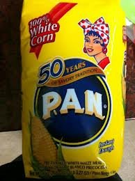 Amazon.com : HARINA P.A.N. 100% Pre-Cooked White Corn Meal