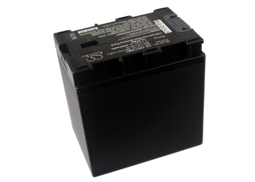 4450Mah Battery For Jvc Gz-Hm300, Gz-Hm310, Gz-Hm334, Gz-Hm340, Gz-Hm350