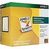 AMD Turion64X2 Mobile TL-52(1.6GHz×2/L2=512KB×2/31W) TMDTL52CTWOF