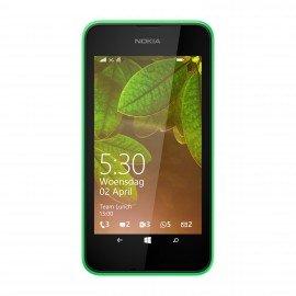 Nokia Lumia 530 Dual 3G Smartphone UNLOCKED (4 Zoll) Pageant, Dual-SIM, 4 GB, Windows Phone) in grün