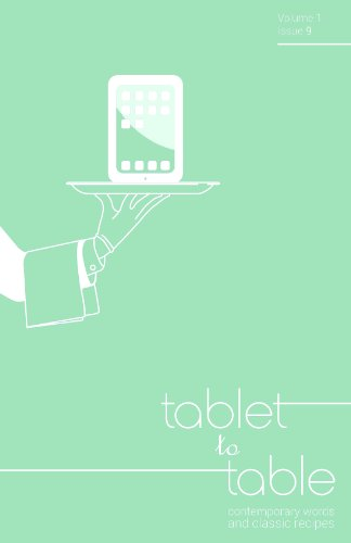 Tablet To Table Vol 1 Issue 9