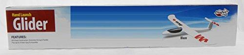 """Fire Fox Blaze T-Tail EPO Foam Super Durable Hand Glider, 24"""""""