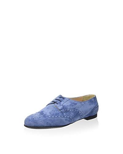 Pakerson Zapatos derby Azul