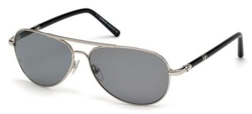 Sunglasses-Montblanc-MB-509S-MB509S-16D-shiny-palladium-smoke-polarized