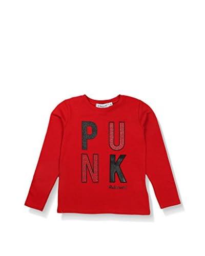 Rubacuori Camiseta Manga Larga Rojo