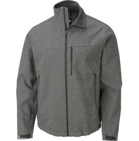 The North Face Apex Bionic Soft Shell Jacket - Men's-High Rise Grey Heather-S by The North Face