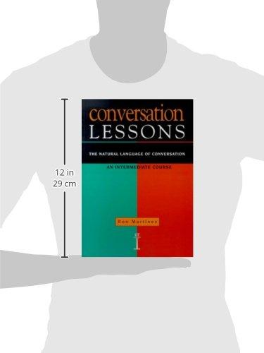 Conversation Lessons: The Natural Language of Conversation