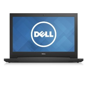 Dell 3541 15.6-inch Laptop (A-Series-Quad-Core A6/4GB/500GB HDD/Linux/2GB Graphics), Black