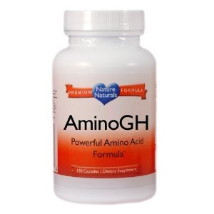 AminoGH - Extreme with High Absorbancy Amino Acids, 120 caps -- Super High Potency - UltraFast Absorbing