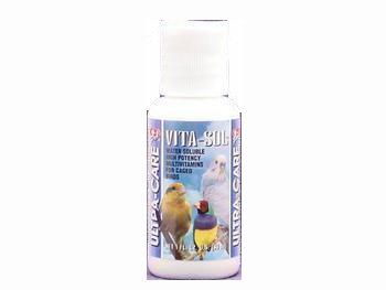 Cheap 2PK Vitasol For Birds 1oz (Catalog Category: Bird / Vitamins & Supplements) (BEOD312)