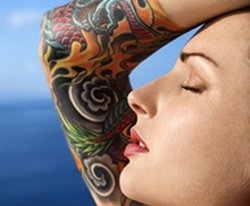 Save your tattoo daily color enhancer lotion with sunblock for New tattoo sunscreen