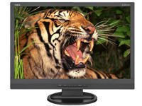 "NEC AccuSync LCD22WV - Écran LCD - TFT - 22"" - écran large - 1680 x 1050 / 60 Hz - 300 cd/m2 - 1000:1 - 5 ms - 0.277 mm - VGA"