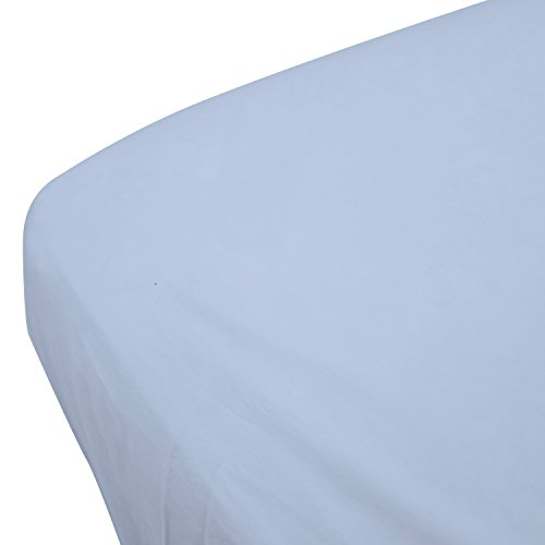Summer Infant Crib Sheet, Blue