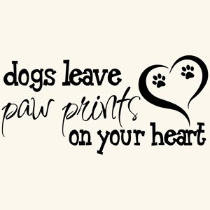 pawprints on your heart