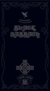 Black Sabbath - Black Box: The Complete Original 1970-1978 (8CD/DVD) - Zortam Music