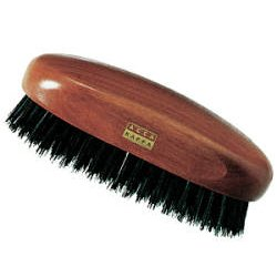 acca-kappa-military-style-brush-w-natural-black-boar-bristles