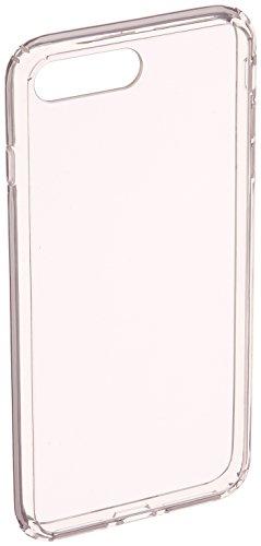 AmazonBasics - Carcasa transparente para iPhone 7 Plus