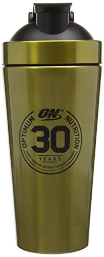 optimum-nutrition-anniversary-shaker-pack-gold-acier-taille-s