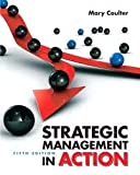 img - for Strategic Management in Action 5th (fifth) edition book / textbook / text book