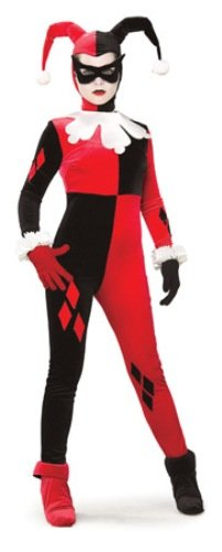 DC Heroes and Villains Collection Harley Quinn Costume