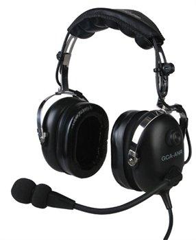 Gulf Coast Avionics Anr Headset