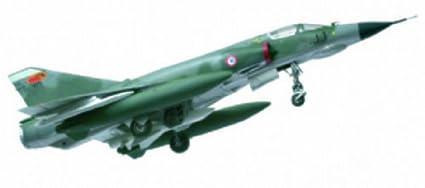 T2M - I2674 - Italeri - Maquette Plastique à Assembler - Mirage Iiie 30 Ans - Echelle 1/48