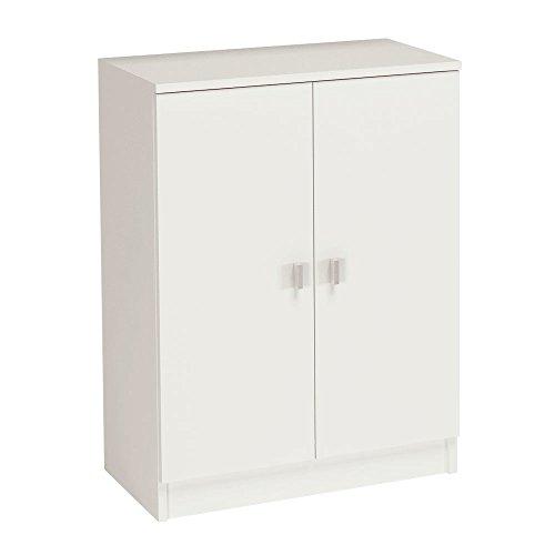 meka-block-k-8000b-armario-bajo-2-puertas-60-cm-de-ancho-madera-color-blanco