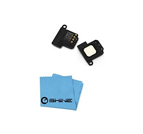 EShineTM Ear Speaker Earpiece Replacement for Iphone 5S A1533 A1457 A1530 A1533 A1453 + EShine Cloth