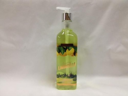 Bath & Body Works discount duty free Sparkling Limoncello Hand Soap with Nourishing Olive Oil 15 Fl. Oz/443ml