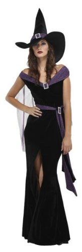 Costumes For All Occasions MR147328 Elegant Witch Adult Small