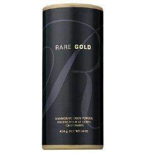 Avon Rare Gold Shimmering Body Powder