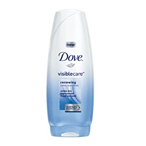 Dove VisibleCare Renewing Crème Body Wash, 18 Ounce