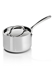 Tri-Ply 16cm Stainless Steel Pan