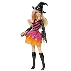 BARBIE HALLOWEEN 2011 PARTY DOLL