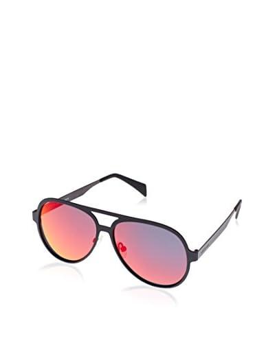 ITALIA INDEPENDENT Gafas de Sol 0021T-055-58 (58 mm) Negro