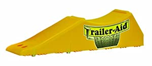 Camco Trailer Aid 21 Tandem Tire Changing Ramp (Yellow) from Trailer Aid