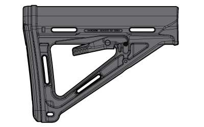 Magpul Industries Moe Carb Stock Mil Spec Blk