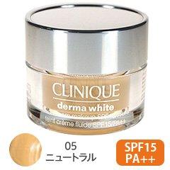 クリニーク ダーマ ホワイト クリーム メークアップ 15 #05 30ml