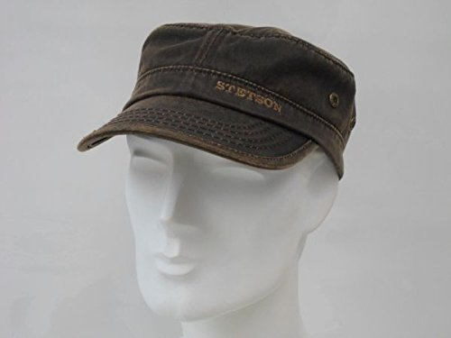 gorra-militar-datto-by-stetson-m-56-57-marron-