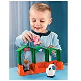 "Fisher Price Little People Bauernhof Zubeh�r - Tierbaby Stallvon ""Little People"""