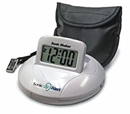 NEW Sonic Bomb Travel Alarm Clock (Audio/Video/Electronics) by Sonic Bomb