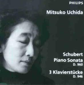 Klaviersonate D.960 B-Dur / 3 Klavierstücke D.946