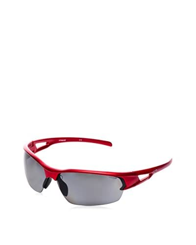 Polaroid Occhiali da sole P7329 (76 mm) Rosso