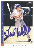 Tim Wallach Montreal Expos 1993 Score Autographed Hand Signed Trading Card. by Hall+of+Fame+Memorabilia
