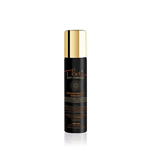 that so golden beauty vaporisateur 75ml bronzage instantan parfait protection solaire. Black Bedroom Furniture Sets. Home Design Ideas