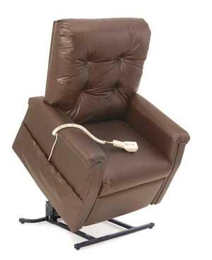 Pride C-10 Cameo Lift Chair: Floor Sample Electric Riser Recliner