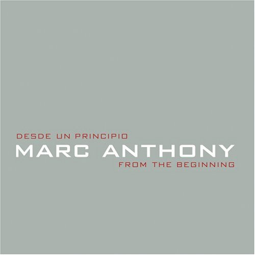 Marc Anthony - Desde Un Principio: From the - Zortam Music