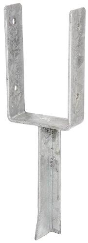 gah-alberts-staffa-porta-palo-ad-u-con-ancoraggio-per-calcestruzzo-in-ferro-a-t-superficie-zincata-a