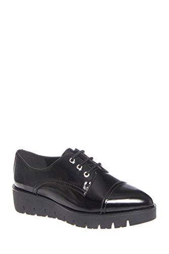Traci Platform Oxfords
